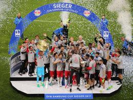 Salzburg feiert viertes Double in Serie