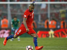 Vidal führt Chile auf die Siegerstraße