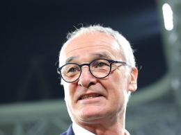 Mit Sondergenehmigung: Ranieri coacht Nantes