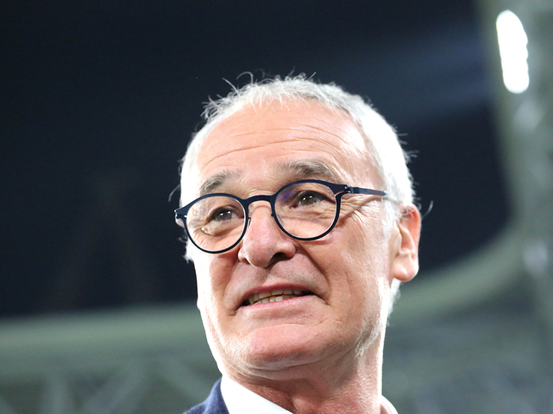 Meister-Coach Ranieri hat neuen Trainerposten in Frankreich