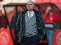 Neuer Ajax-Coach: Keizer folgt auf Bosz
