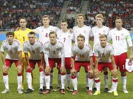 Nur 0:3: Dänisches Alternativ-Team schlägt sich achtbar