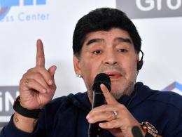 Maradona übernimmt mexikanischen Zweitligisten