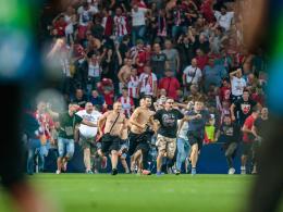 Belgrad: Ohne Fans nach Paris und Liverpool
