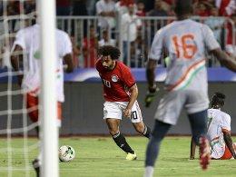 Salah: Doppelpack und zwei Elfmeter-Fehlschüsse