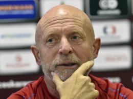 Nach Testspielpleite: Aus für Tschechiens Coach Jarolim