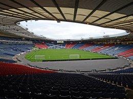 Einigung: Schottland spielt weiter im Hampden Park