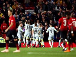 Nach Elferkrimi: Lampards Derby wirft ManUnited raus