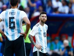 Argentinien wieder ohne Messi - aber mit Ascacibar