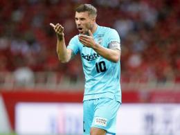 0:5! Kashima schießt Podolski & Co ab