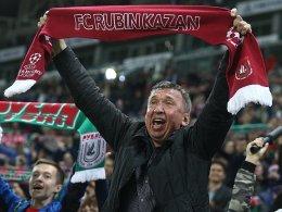 UEFA schließt Rubin Kasan für Europacup aus