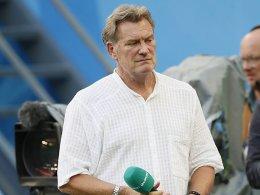 Zusammenbruch: Sorgen um Glenn Hoddle