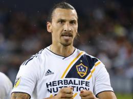 Play-offs ohne Ibrahimovic! LA Galaxy verspielt 2:0