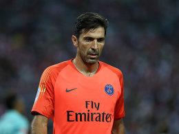 Tuchel bestätigt: Buffon kehrt ins Tor zurück