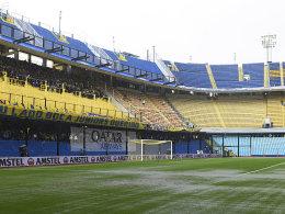 Starkregen in Buenos Aires: Copa-Finale verlegt!