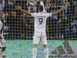 Ibrahimovic ist