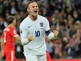 Rooneys Abschied: