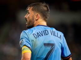 Auch David Villa wechselt zu Vissel Kobe