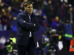 13 sieglose Spiele: Bilbao entlässt Trainer Berizzo