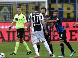 Kein Pfiff im Derby d'Italia: Als eine Rivalität neu entflammte