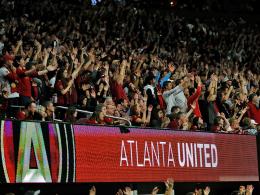 LIVE! Das Finale um den MLS Cup in Atlanta
