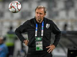 Nach erstem Spiel beim Asien-Cup: Thailand entlässt Trainer