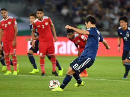 Achtelfinale: Katars Kantersieg, Haraguchi hilft Japan