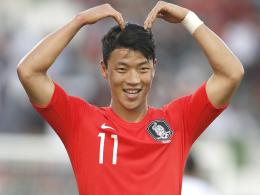 HSV-Stürmer Hwang trifft bei Südkoreas Zittersieg
