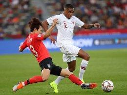 Erstmals im Halbfinale! Katar wirft Südkorea raus