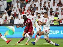 Gastgeber VAE legt Protest gegen Finalist Katar ein