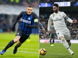 LIVE! Inter & Real kämpfen ums Halbfinale