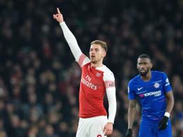 Fürstlicher Vierjahresvertrag: Juve angelt sich Ramsey
