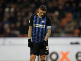 Inter entzieht Icardi die Kapitänsbinde