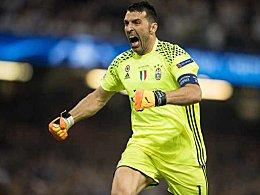 Europas Fußballer des Jahres: Buffon unter den Top 3