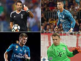 Wer wird FIFA-Weltfußballer? Das sind die Kandidaten