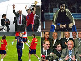 Del Bosque: Ur-Blanco, Nationalheld und Freund der Medien