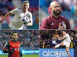 Vier vor Schweinsteiger: Die bestbezahlten MLS-Profis