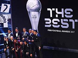 Weltfußballer und Welttrainer: Das sind finalen Drei
