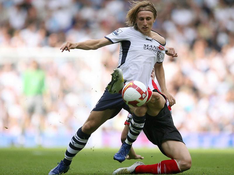 Modric: Antreiber, Edeltechniker - Weltfußballer!