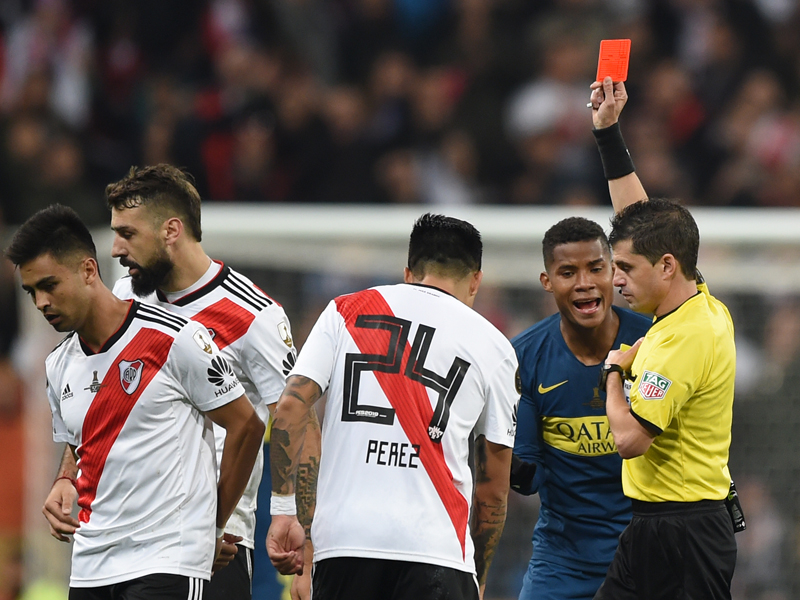 Copa-Finale: Pino, Party und Jubelposen