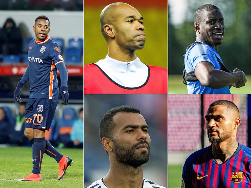 Naldo & Co.: Die wichtigsten internationalen Wechsel - Diese Spieler haben im Winter 2018/19 den Klub getauscht