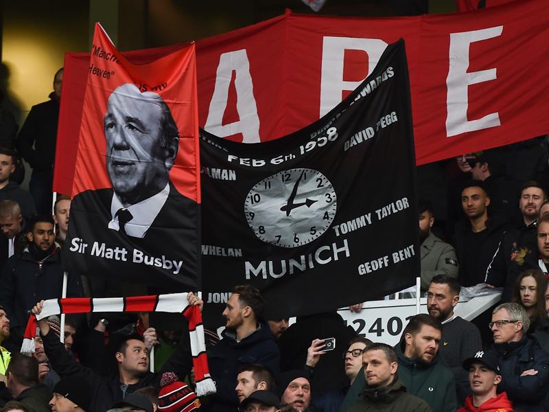 Manchester United: Tragödie und Wiedergeburt