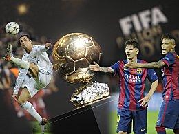 Alle Weltfußballer seit 1991 in Bildern
