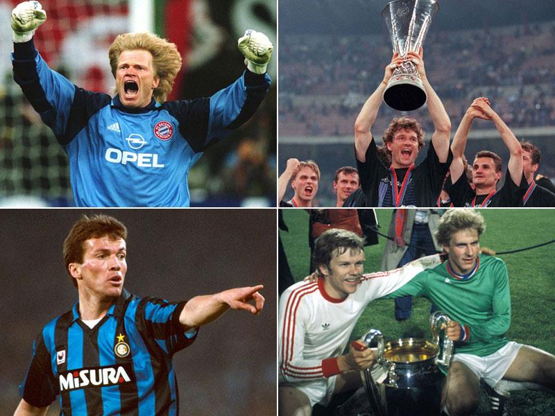 Die Fotostrecke zeigt die deutschen Spieler, die in ihrer Karriere mit deutschen oder ausländischen Vereinen die meisten Europapokal-Begegnungen absolviert haben.