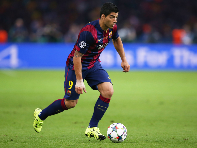 Lionel Messi ist Europas Gr��ter