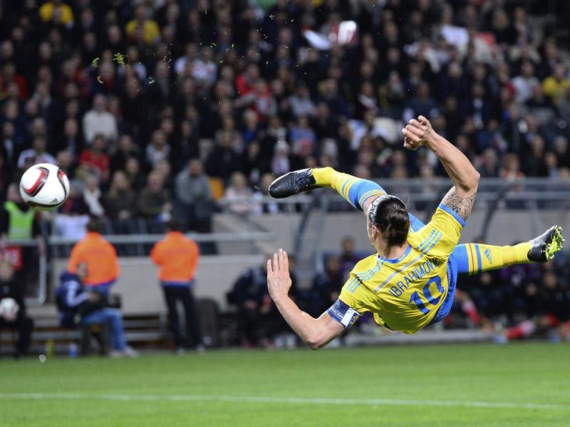 Weltrekord! Ibrahimovic ist der Liebling der Lieblinge
