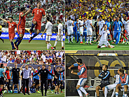 Torflut, Spektakel, Plexiglas: Die Hingucker der Copa