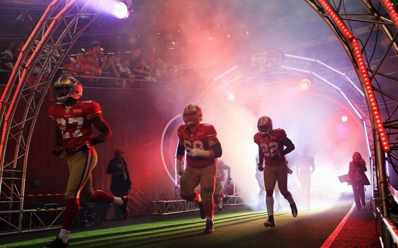 Die wertvollsten Klubs der Welt: NFL erstmals vor Fußball
