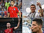 Europas Fußballer des Jahres: Drei Finalisten stehen fest