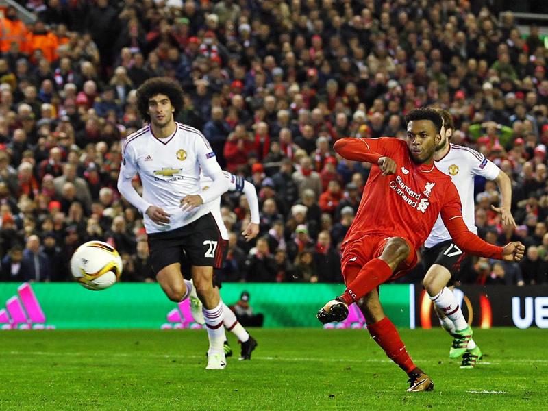Neun Fakten zu Liverpool vs. ManUnited